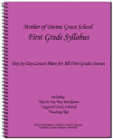 01 - First Grade Syllabus