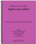 08 - Eighth Grade Syllabus