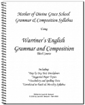 09 - Ninth Grade English Grammar 9 Syllabus